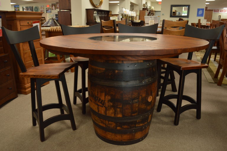 Jack Daniels Pub Table O Reilly S Furniture