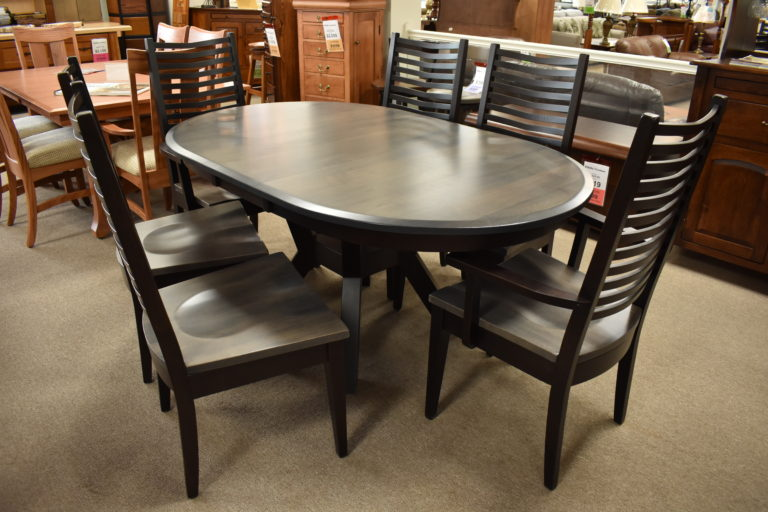 Brilliant Fulton Dining Set Oreillys Furniture Home Interior And Landscaping Ologienasavecom